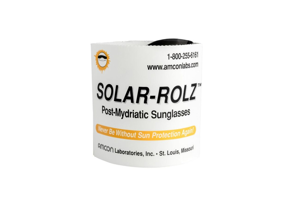 Solarettes Post-Mydriatic Glasses - qty. 100 | MH Eye Care Product