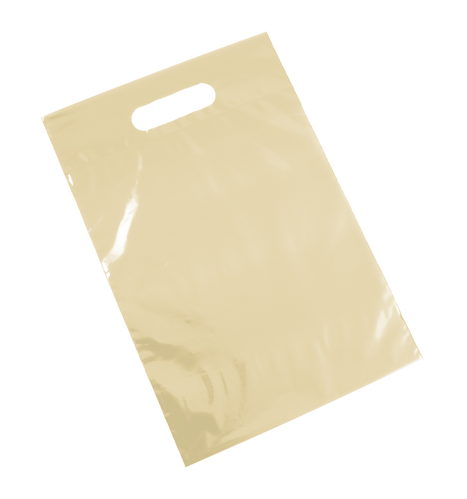 Die Cut Handle Bag - Medium