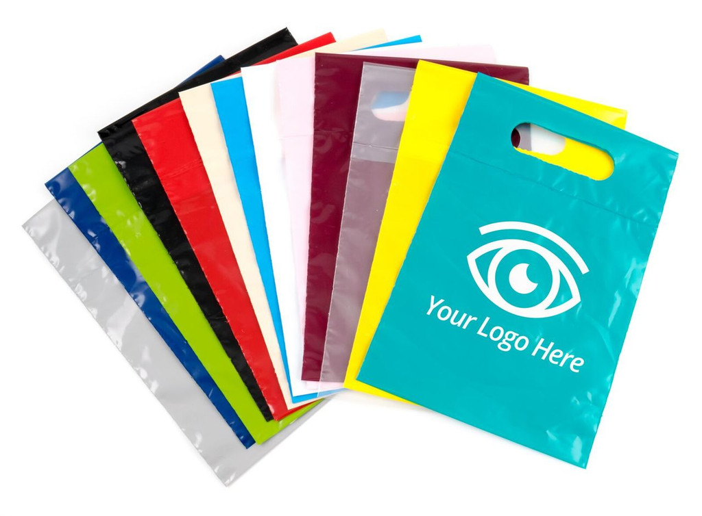 Die Cut Handle Bag - Large | MH Eye Care Product