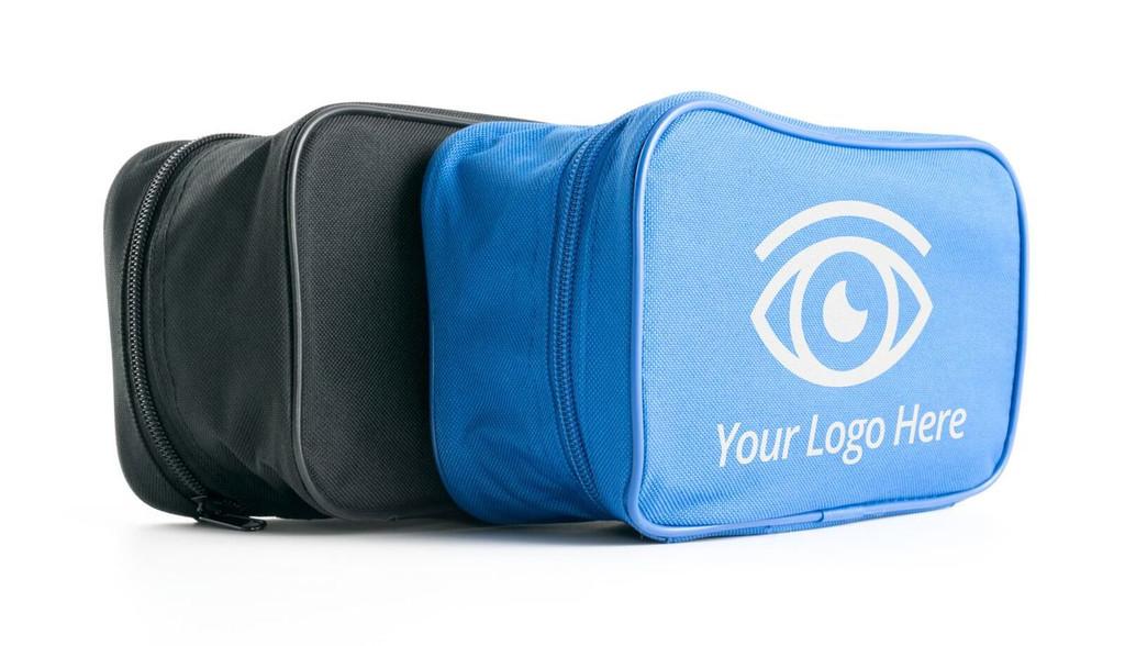 Premium Zippered Flip-Top Bag | MH Eye Care Product