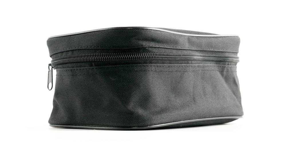 Premium Zippered Flip-Top Bag