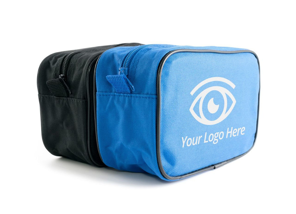 Premium Zippered Top-Load Bag | MH Eye Care Product