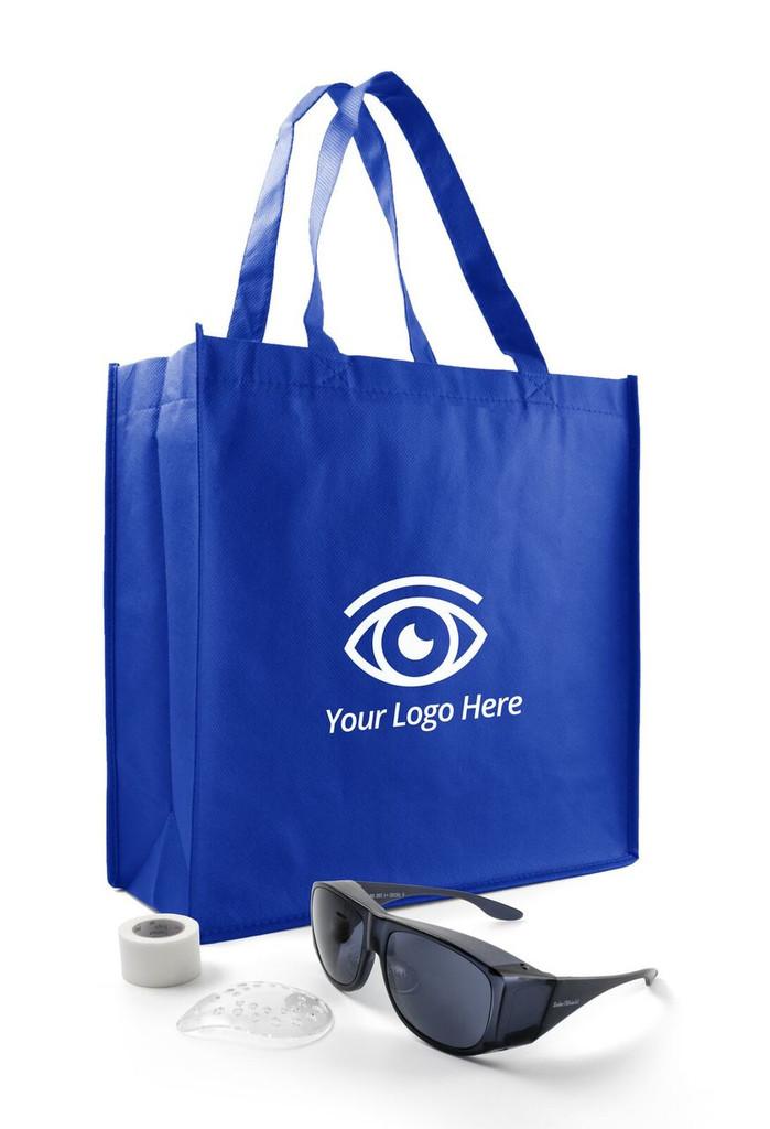 Eco Bag - Cataract Post-Op Kit   MH Eye Care Product