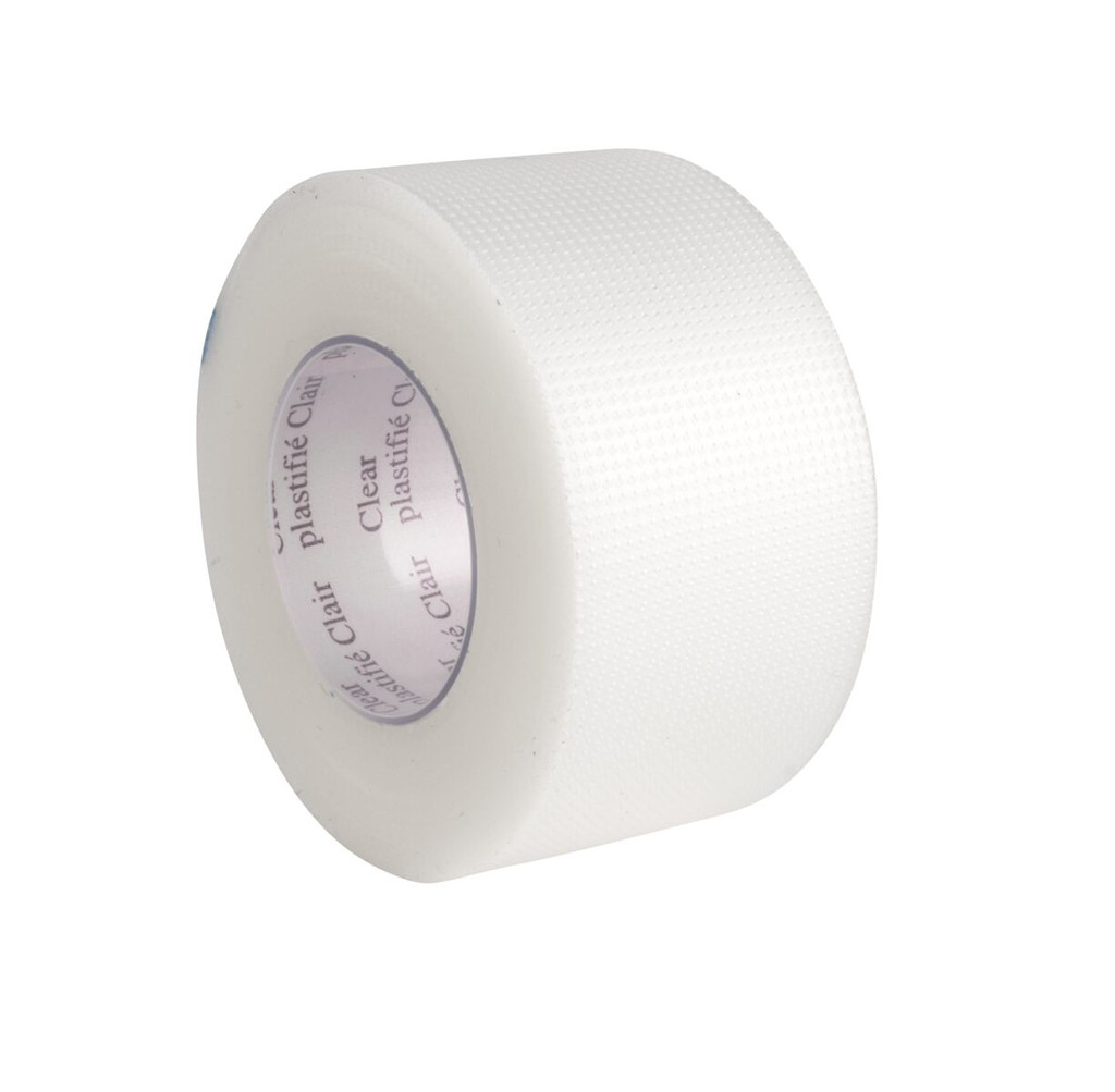 """Plastic Tape Roll, 1""""x15' - Each (KIT ONLY)   MH Eye Care Product"""