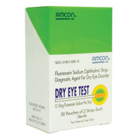 Dry Eye Test Strips | MH Eye Care Product