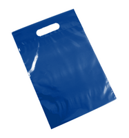 Die Cut Handle Bag - LASIK Post-Op Kit