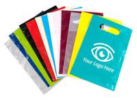 Die Cut Handle Bag - Medium (Sample) | MH Eye Care Product