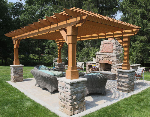 Outdoor Structures - Pergolas - Pergolas by Berlin Gardens ...