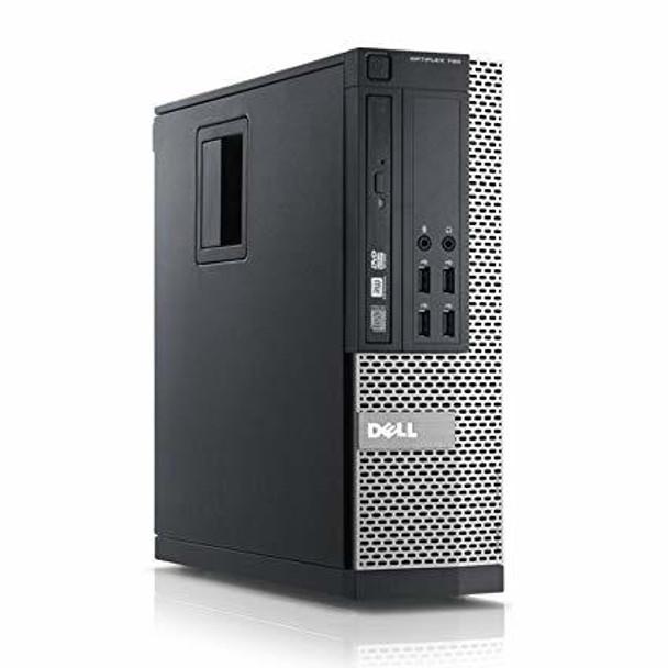 Dell PC Computer Desktop CORE i5 3.0GHz 4GB 256GB SSD Windows 10
