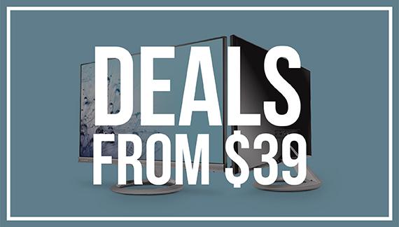 LCD Deals