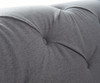 Eliana Chaise Sofa Bed, Steeple Grey