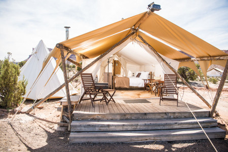 Top Glamping Locations In The U.S.