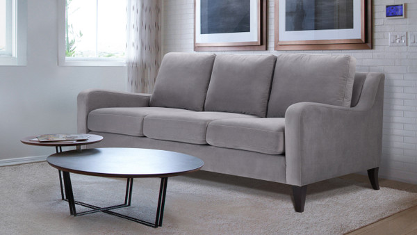 Serena Lawson Sofa, Opal Grey