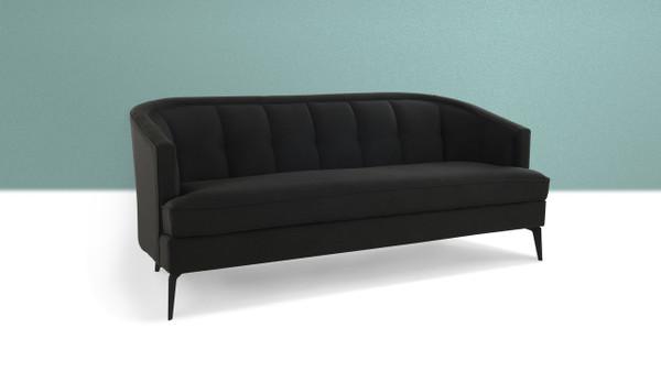 Isabella Mid-Century Contemporary Sofa