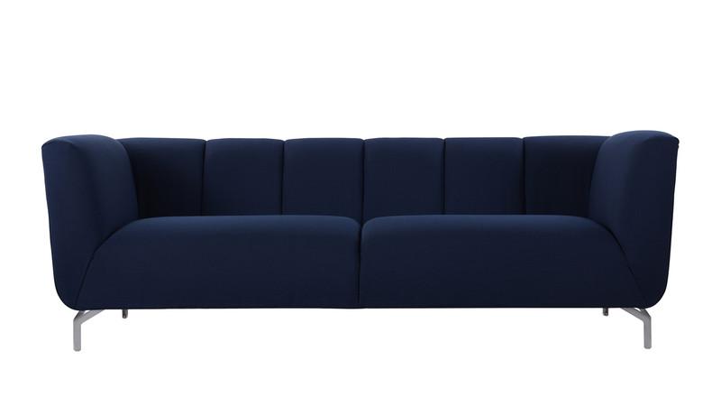 Merveilleux ... Abella Modern Contemporary Sofa ...