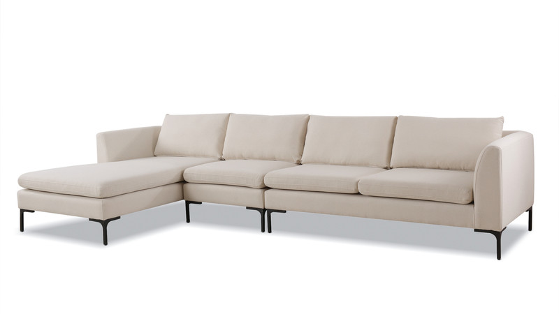 Weylyn Laf Chaise Sectional Sofa Sky Neutral Jennifer