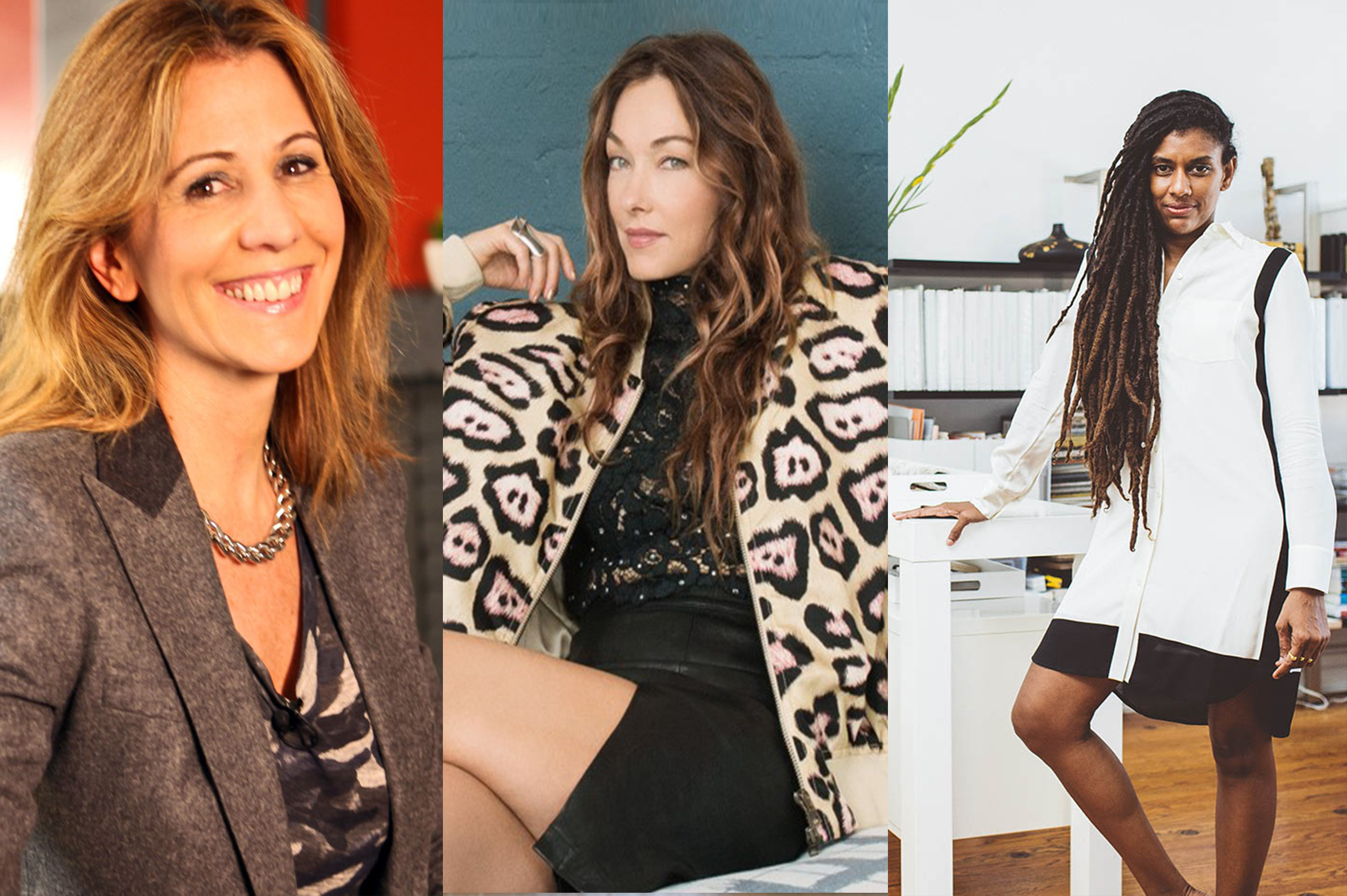 Three Incredible Female Designers
