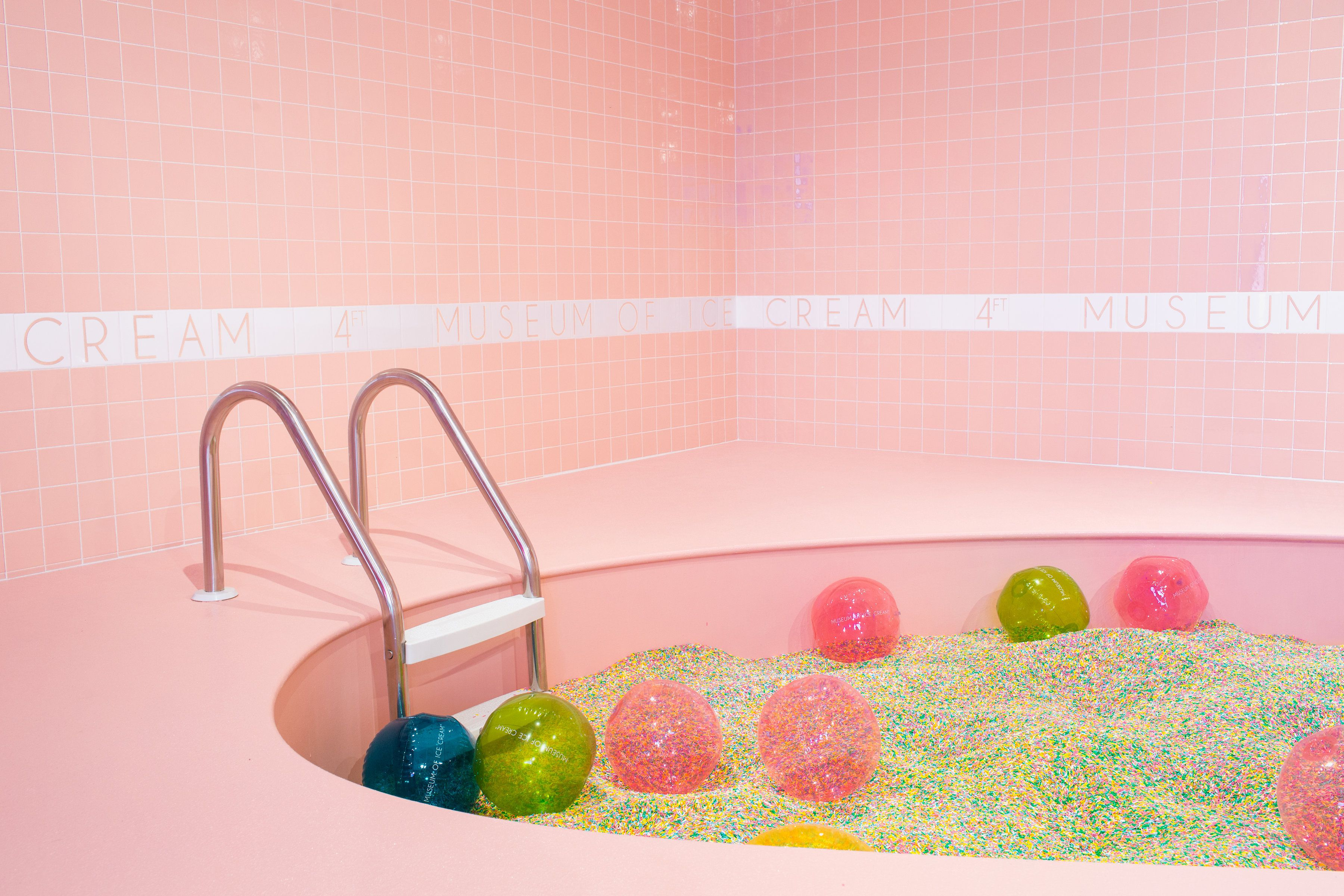 Ice Cream Interiors, The Best Summer Interior Palette
