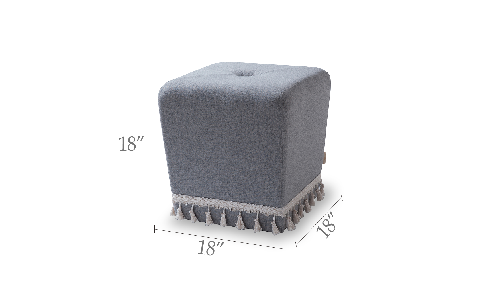 Colleen Accent Ottoman