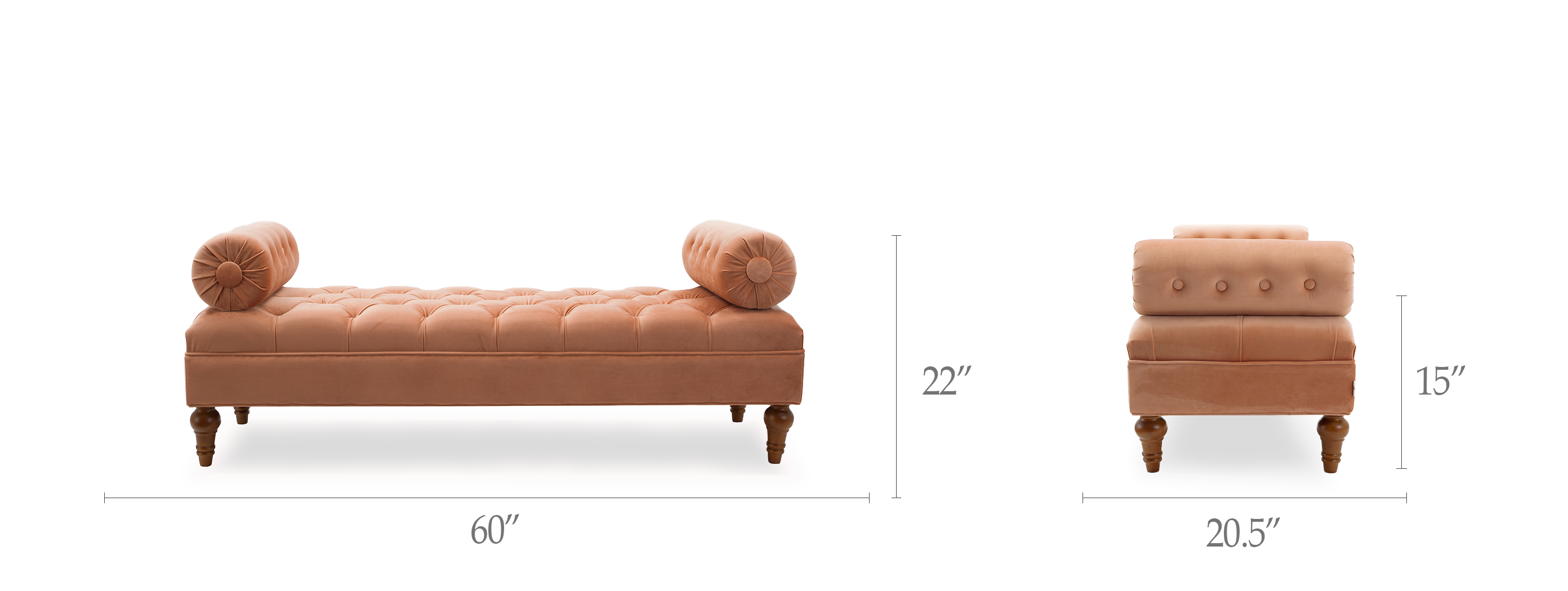 Lewis Bolstere Lounge Entryway Bench