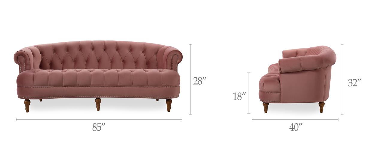 La Rosa Sofa