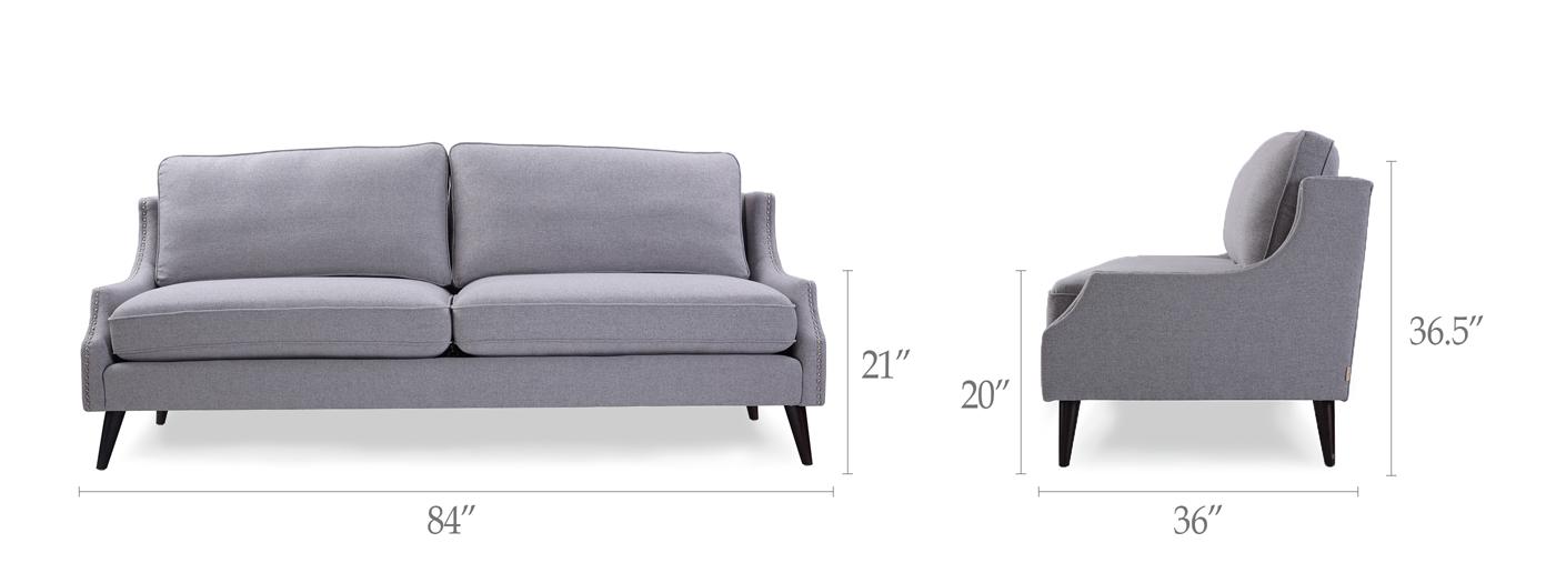 Ariana Upholstered Sofa