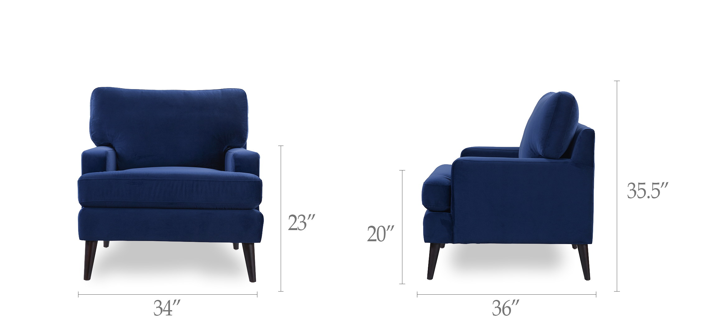 Enzo Lawson Accent Chair