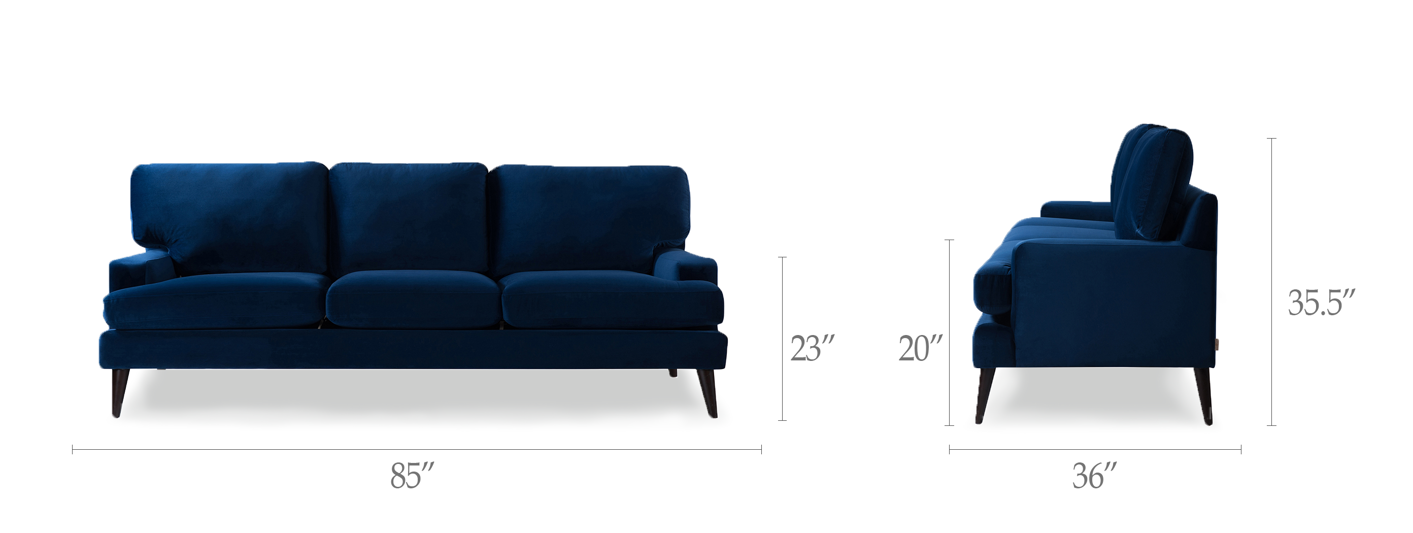 Enzo Lawson Sofa