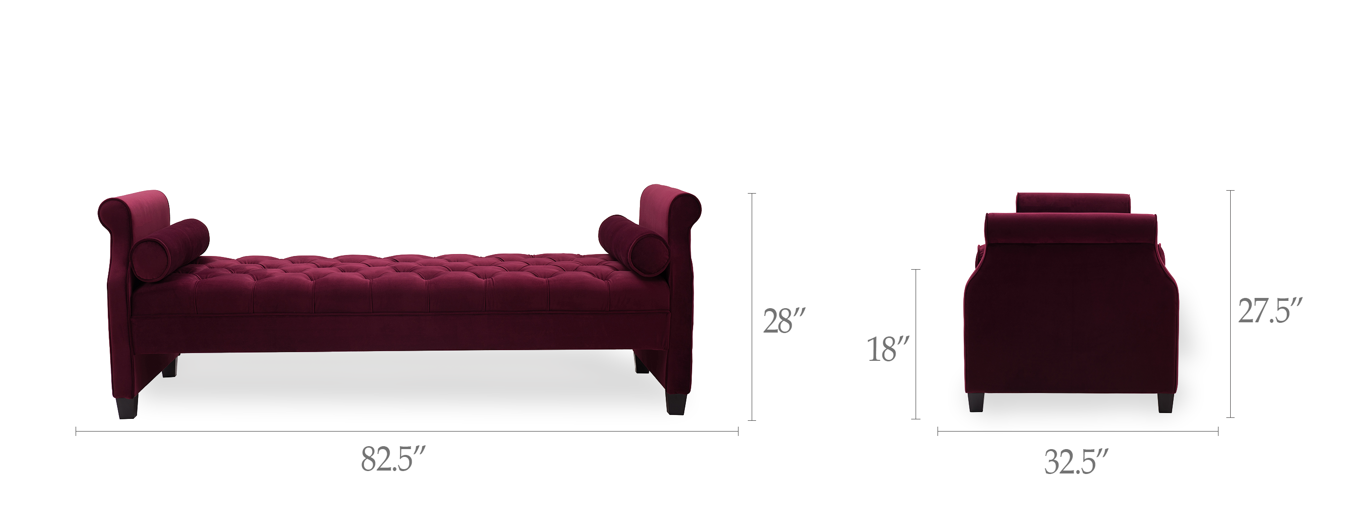 Eliza Upholstered Sofa Bed