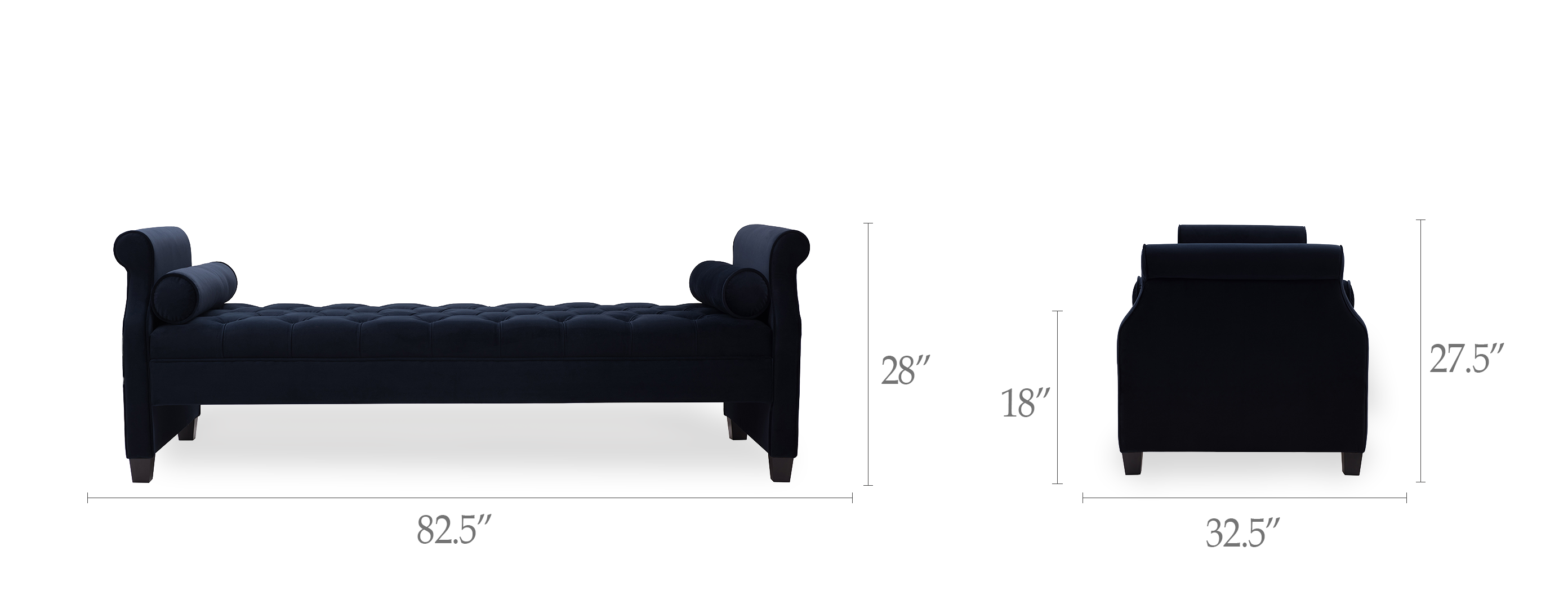 Eliza Upholstered Sofa Bed