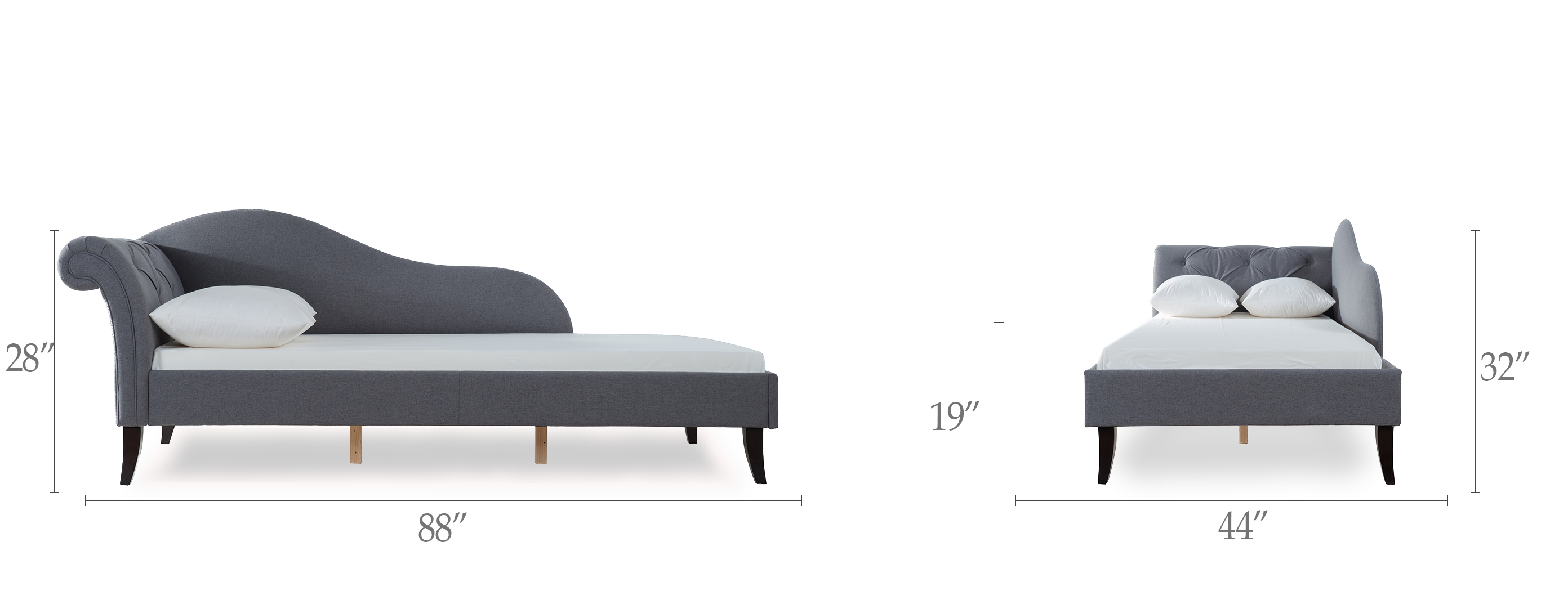 Eliana Chaise Sofa Bed