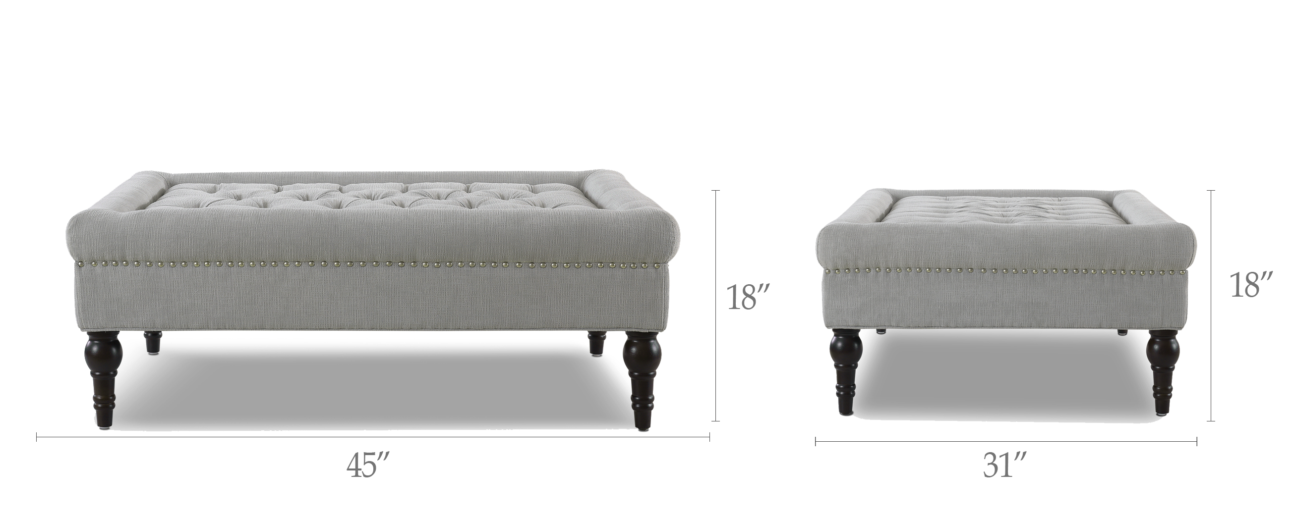 Giselle Accent Bench