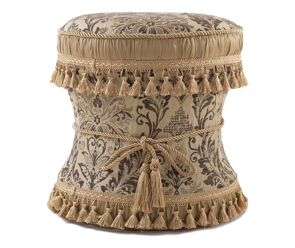 Leona Decorative Vanity Stool