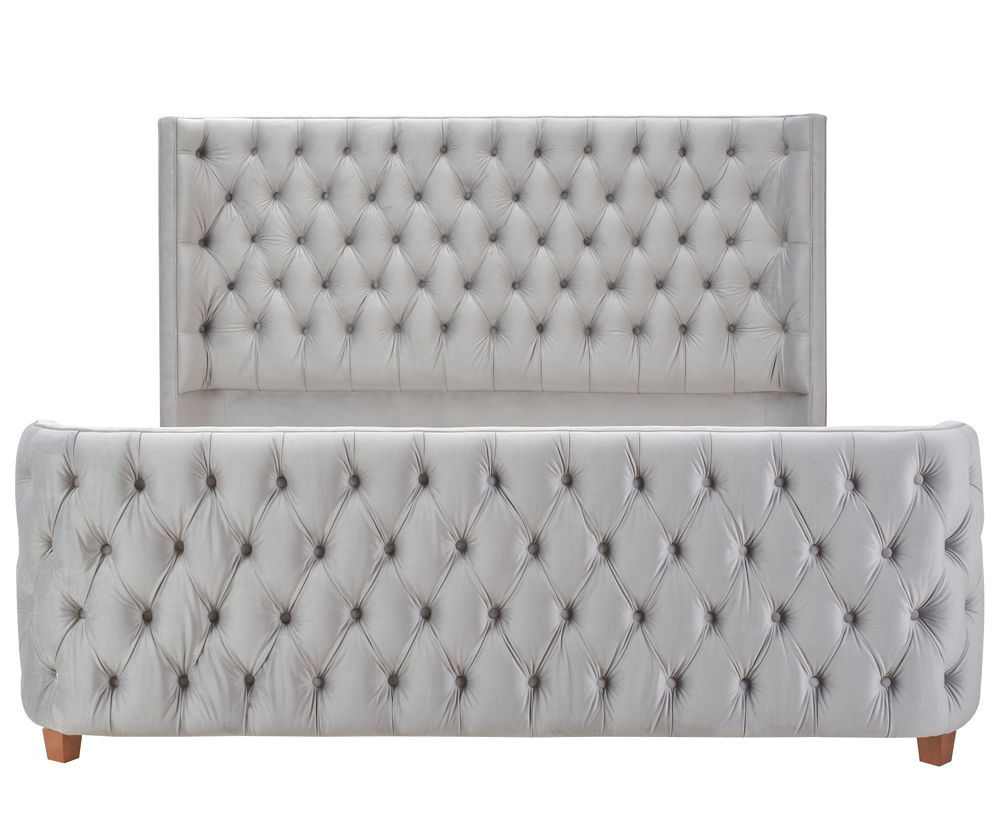 Brooklyn Tufted Bed