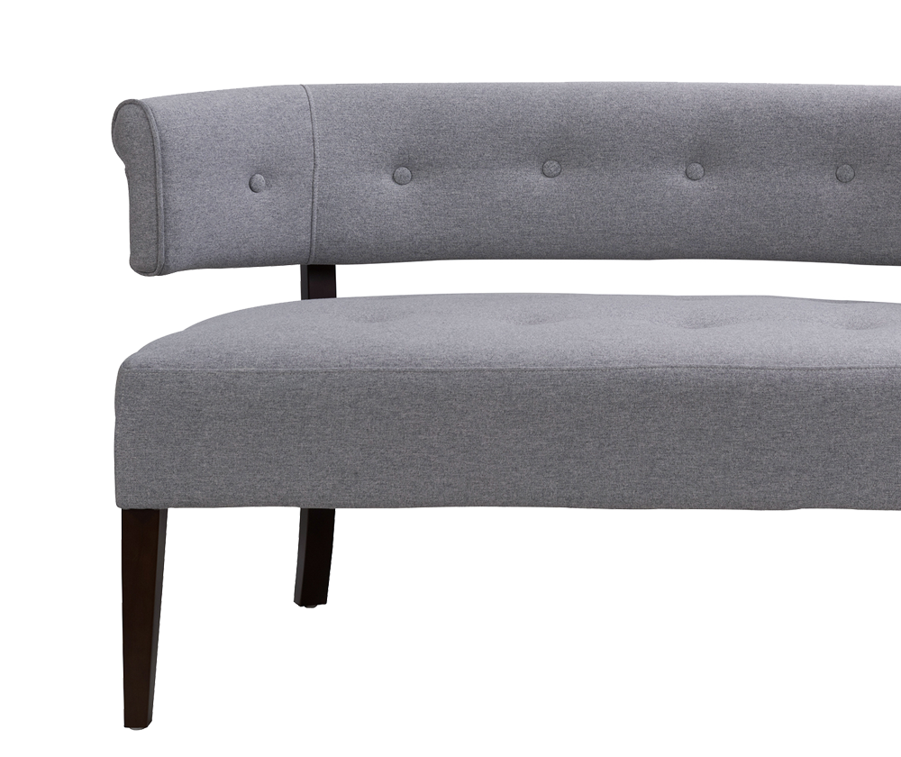 Jared Tufted Bench Settee