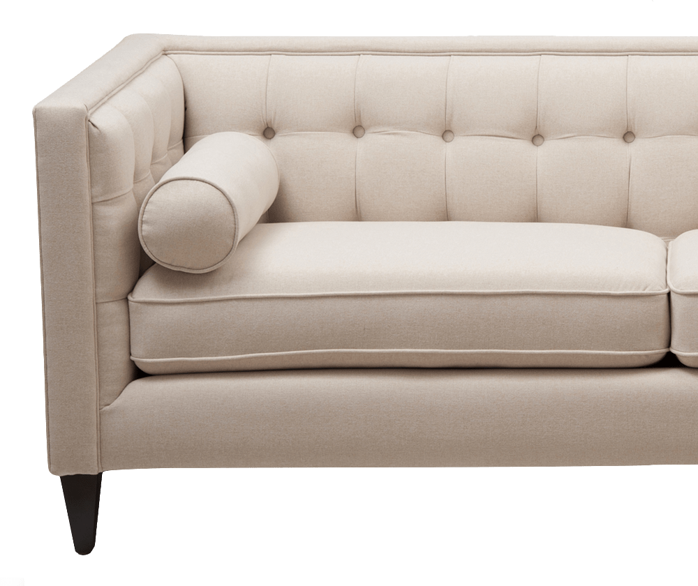 Jack Tuxedo Sofa, Sky Neutral