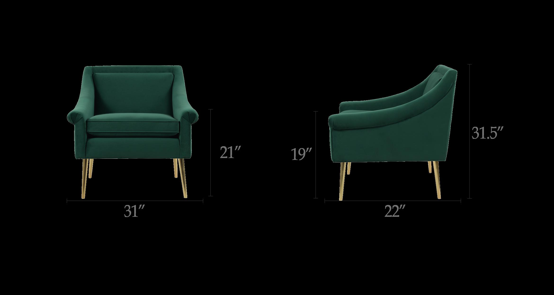Eryk Accent Chair