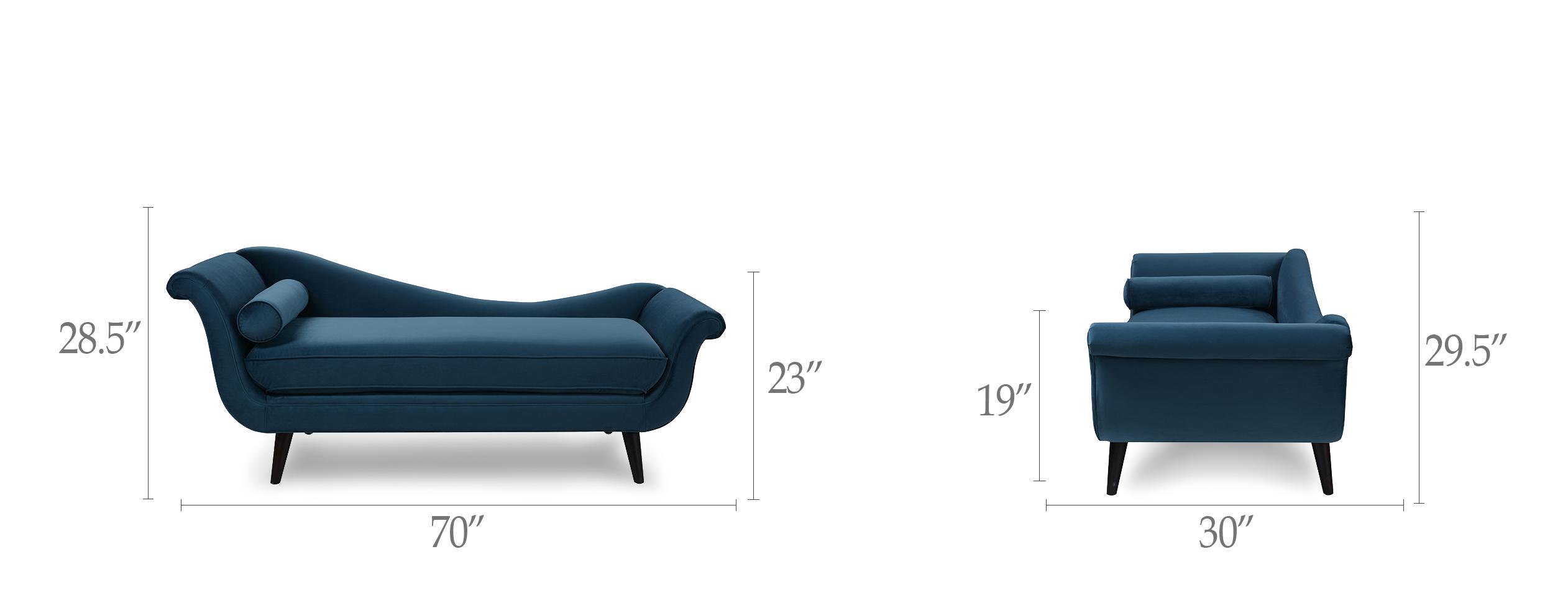 Surprising Kai Chaise Lounge Spiritservingveterans Wood Chair Design Ideas Spiritservingveteransorg