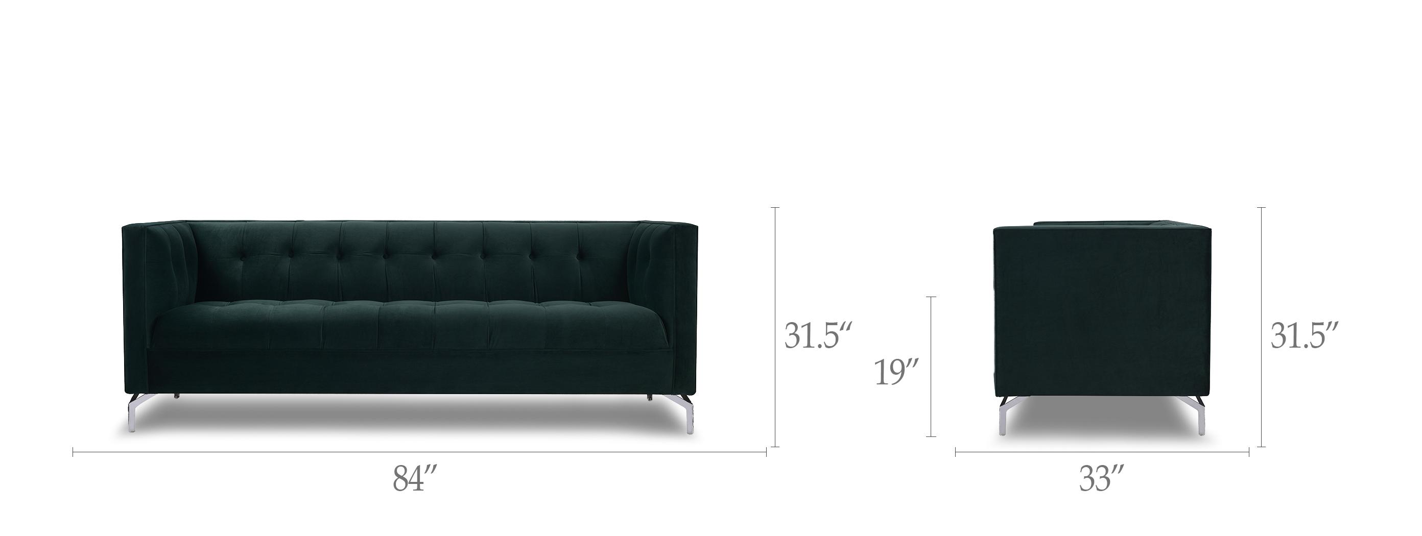 Jackson Tuxedo Sofa