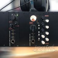 The LaChapell 500CS Channel Strip and 500DT Dual Topology Mic Pre