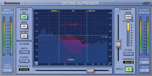 Sonnox Oxford SuprEsser Plug-In