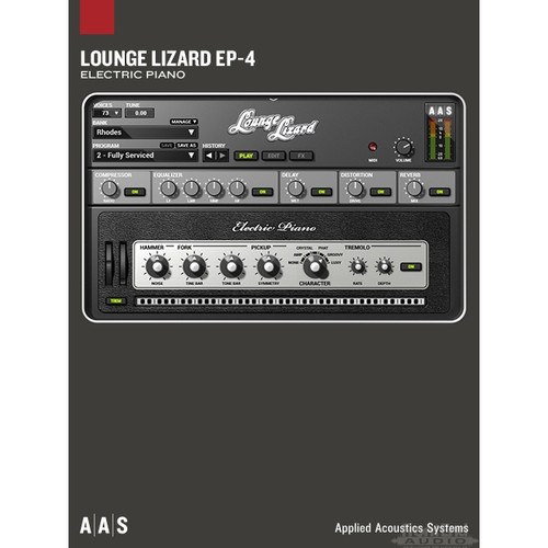 Applied Acoustics Lounge Lizard
