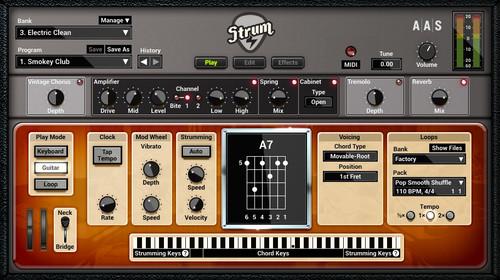 Applied Acoustics Strum GS-2