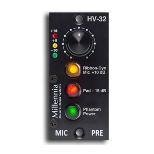 millennia hv 32 preamp module frontendaudio com rh frontendaudio com Museum Audio Audio Tour Guide