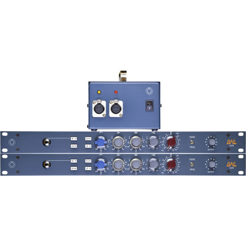 BAE 1073 Stereo Bundle