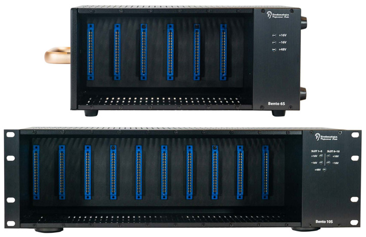 Fredenstein Bento 500-Series Racks Get A Facelift!