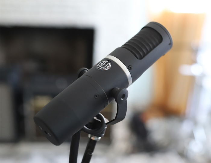 AEA KU5A Ribbon Microphone at Front End Audio