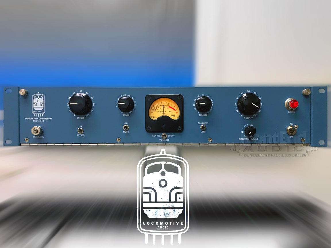 The Locomotive Audio 14B compressor