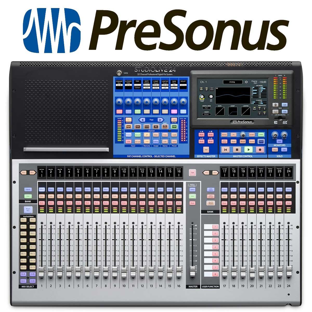 Presonus StudioLive Trade-in/Upgrade Program