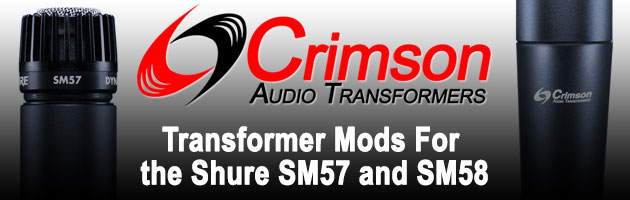 Front End Audio-crimson